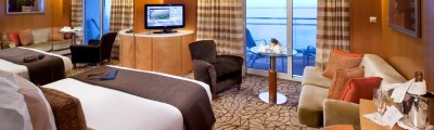 Sky Suite - Room #6126 - Deck 6 AftCelebrity Constellation - Celebrity Cruises