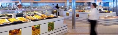 Oceanview Cafe - Deck 14 AftCelebrity Eclipse - Celebrity Cruises
