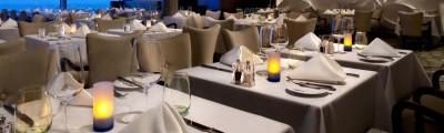 Blu Restaurant - Deck 5 AftCelebrity Eclipse - Celebrity Cruises