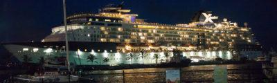 Bermuda, Royal Dockyard, royal dock yard, dock yard, royal, sun, sky, clouds, anchors, fountain, anchor, flag, flag pole, flagpole, summit, background